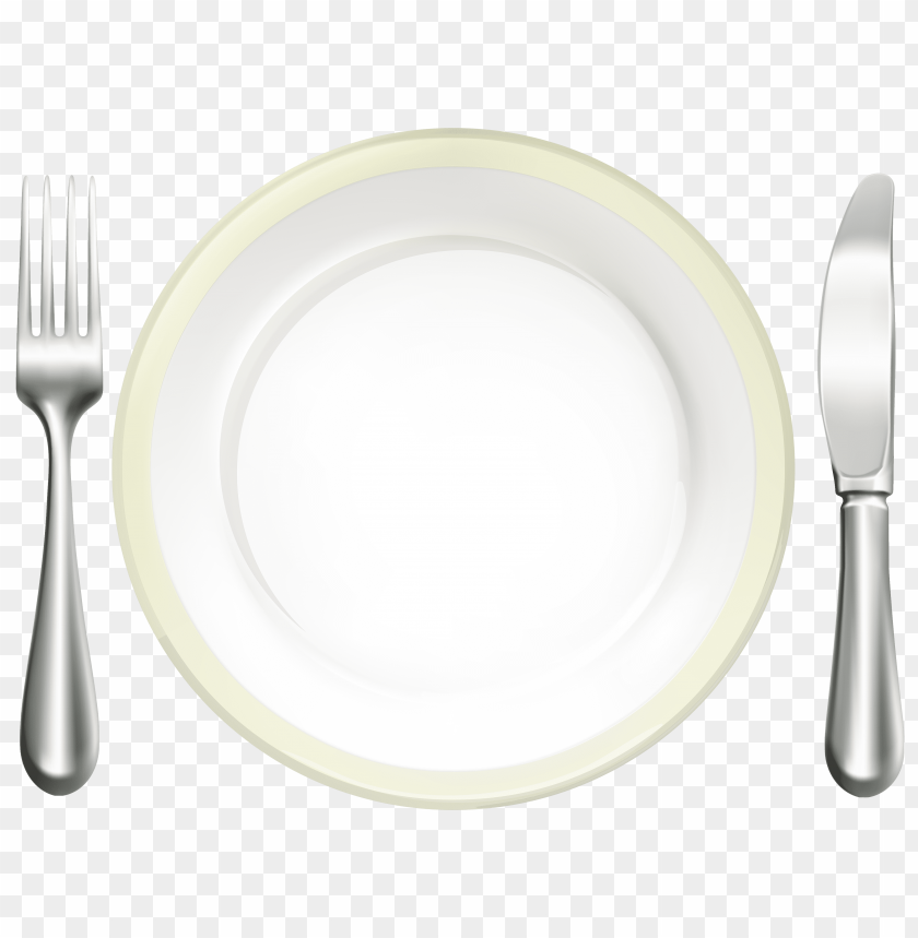 Download white place setting clipart png photo.