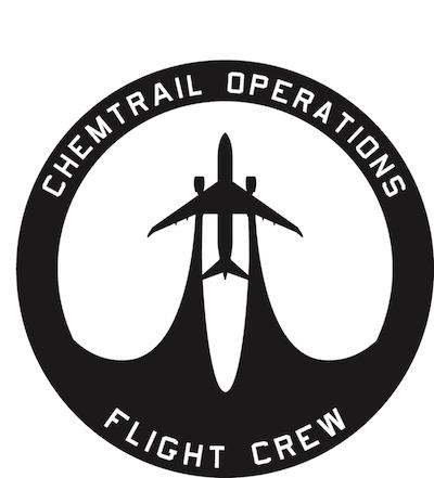 Chemtrail Operations Flight Crew.