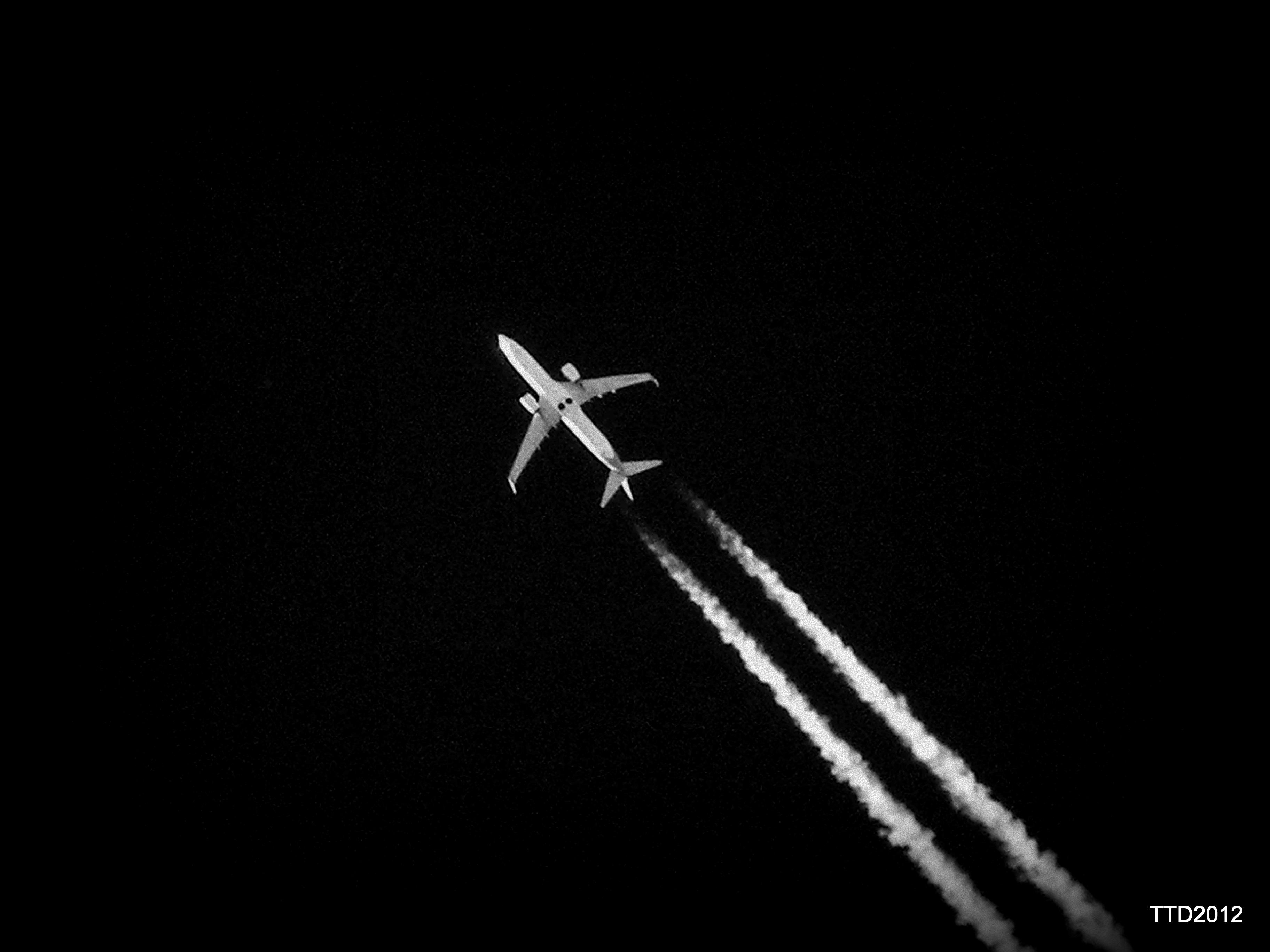 Chemtrail Planes Clip Art.