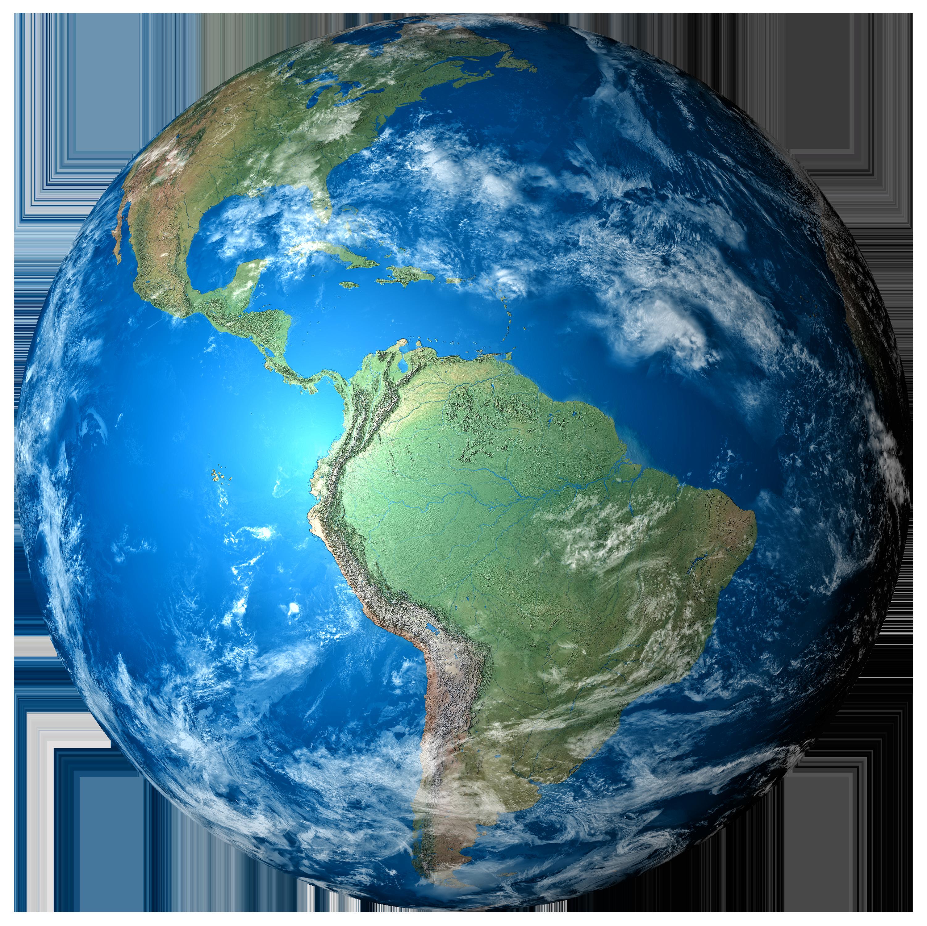 Planet Earth PNG Clip Art.