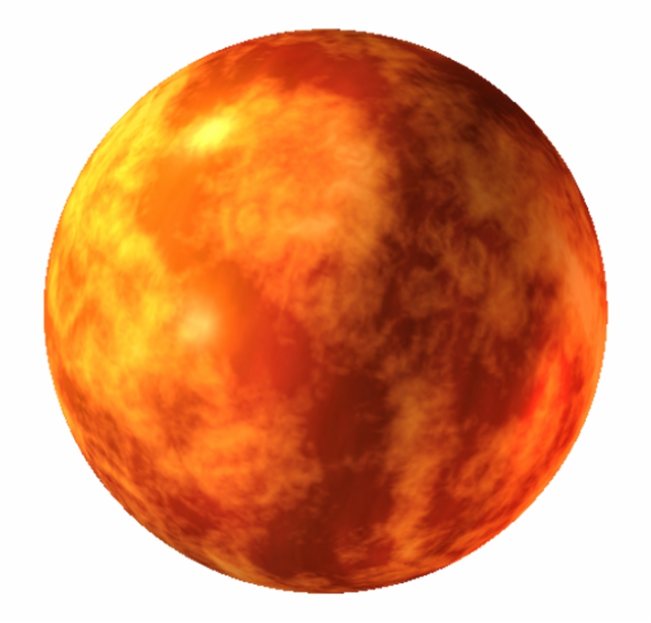 Planets Clipart Mars.