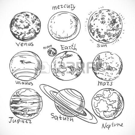 25+ best ideas about Planet Drawing on Pinterest.