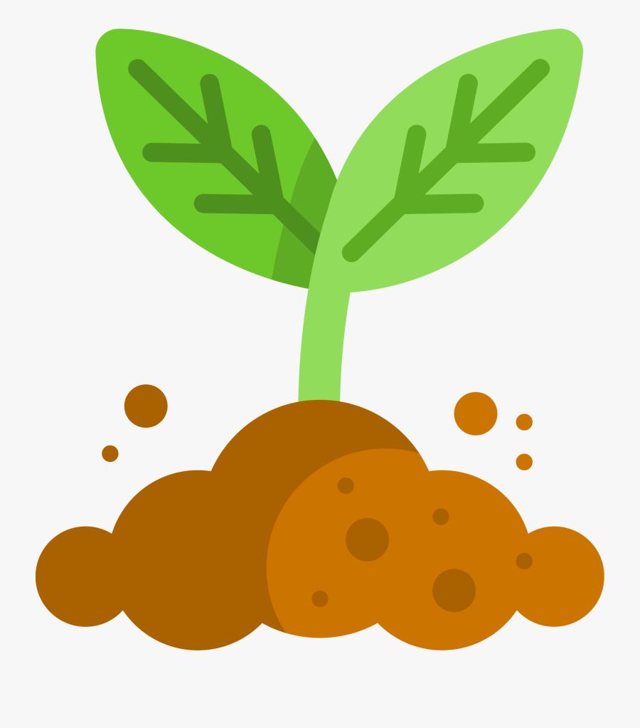 Clip Art Cartoon Plant Png.