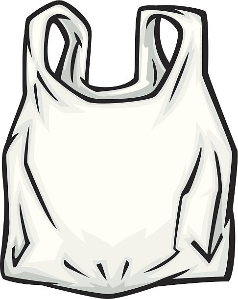 Plastic Bag Clip Art, Vector Images & Illustrations.