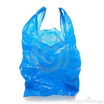 Plastic Bag Stock Photography.