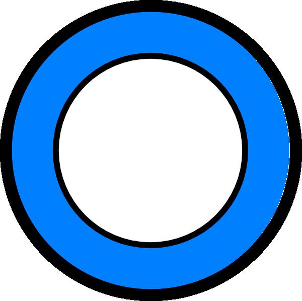 Plate Blue Clip Art at Clker.com.
