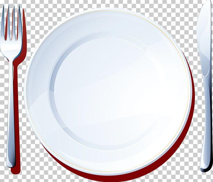 Plate clipart plate cutlery, Plate plate cutlery Transparent.