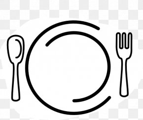 Knife Fork Plate Spoon Clip Art, PNG, 600x442px, Knife.
