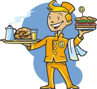Restauration, livraison traiteur et plateau repas.
