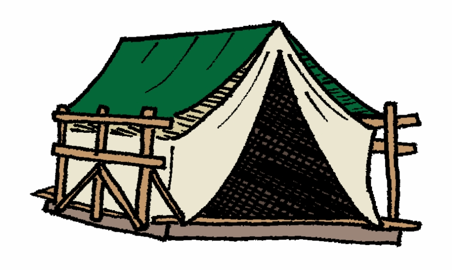 Tent Clipart Science Camp.