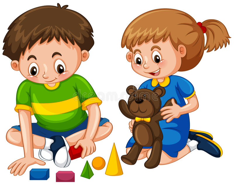 Play with toys clipart 4 » Clipart Station.