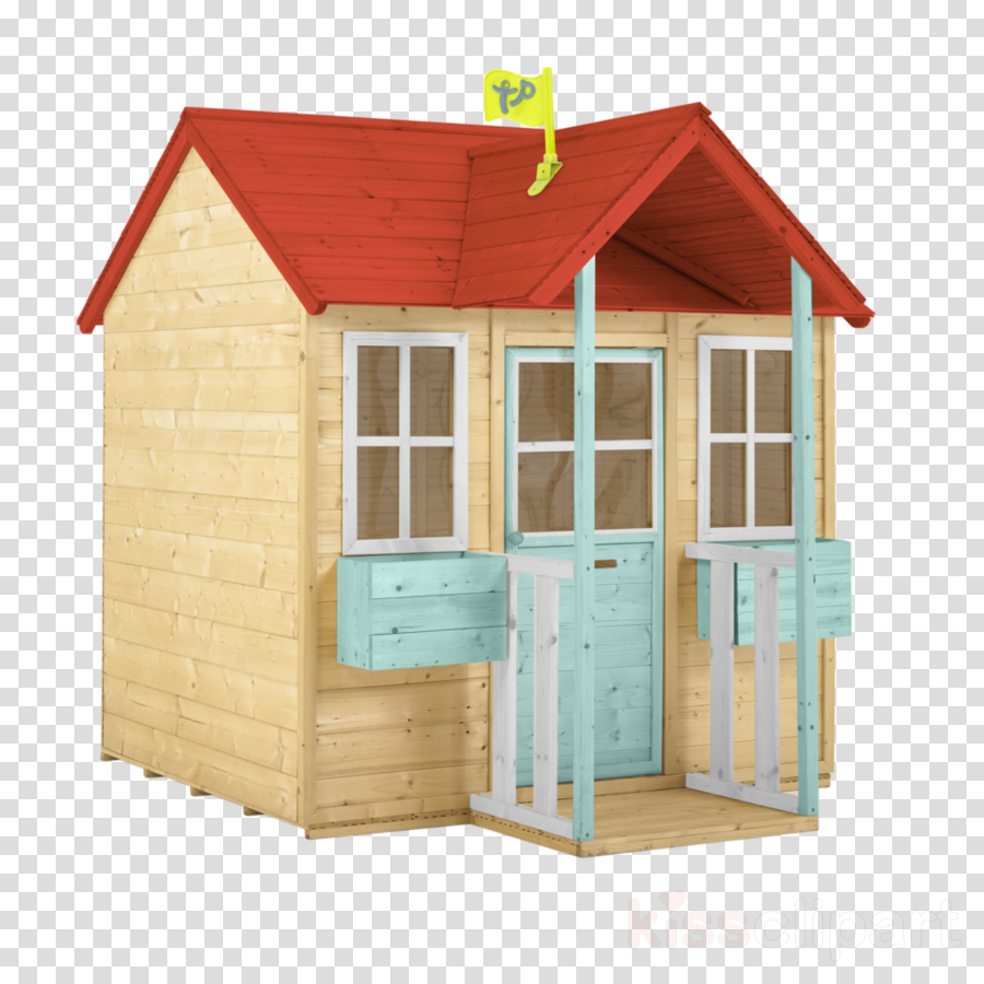 shed playhouse building play house clipart.