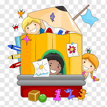 Playhouse cutout PNG & clipart images.