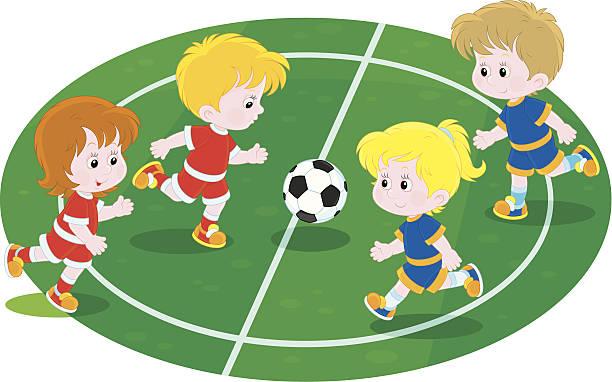 Football Clipart Player.