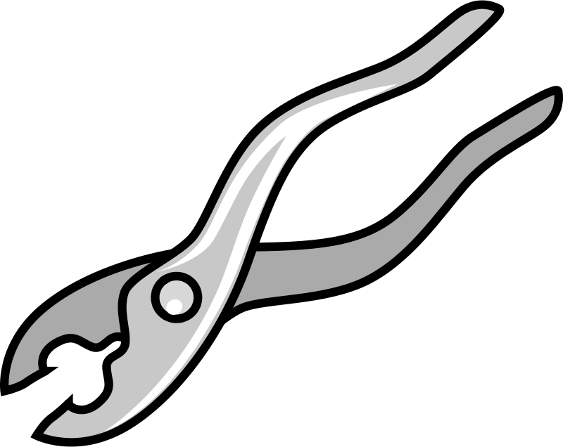 Free Clipart: Pliers.