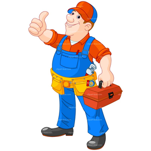 Plumber Clipart Free.