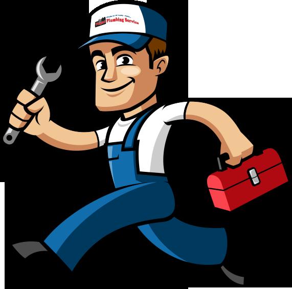 Plumber clipart plumbing service, Plumber plumbing service.