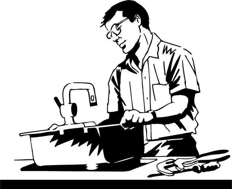 Plumbing clipart job, Plumbing job Transparent FREE for.