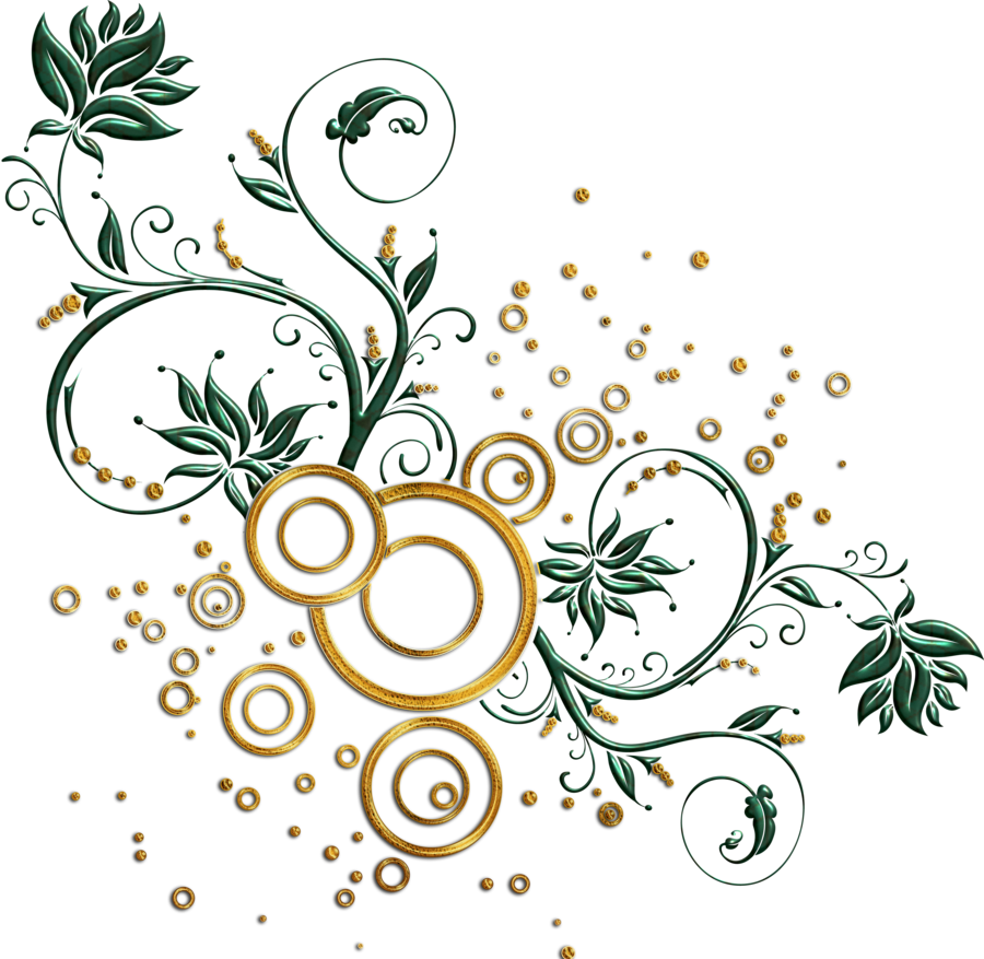 Swirls PNG Clipart.
