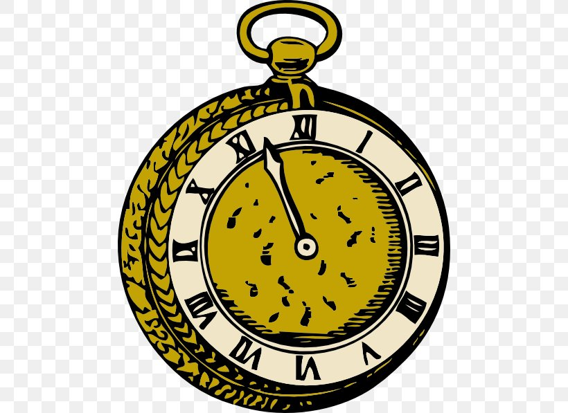 White Rabbit Pocket Watch Clip Art, PNG, 480x597px, White.