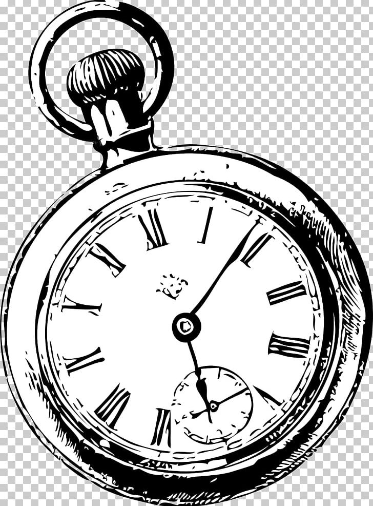 Pocket Watch Drawing PNG, Clipart, Accessories, Art, Black.
