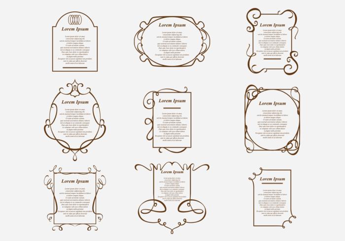Border Design for Poem.