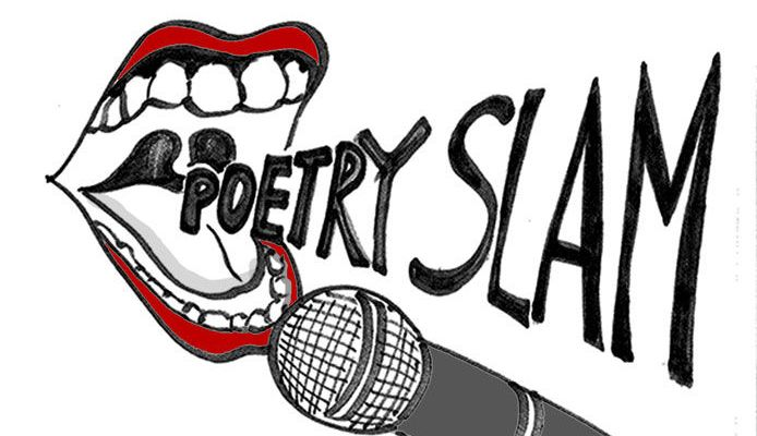 Poetry Slam Clipart.