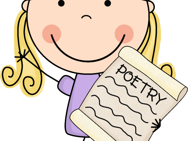 Poem Clipart Cute.