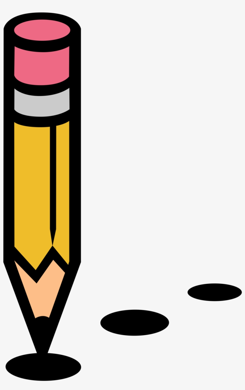 Pencil Clipart Silhouette.