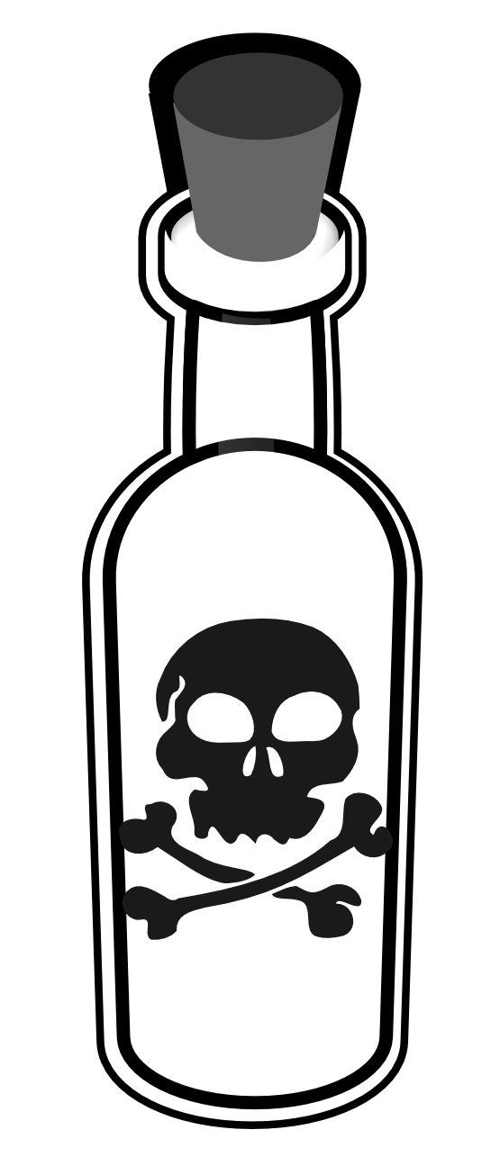 Poison Clip Art Free.