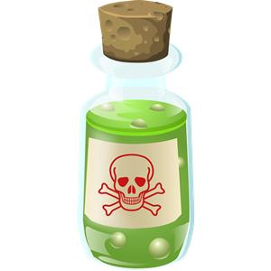 Poison Bottle clipart, cliparts of Poison Bottle free.