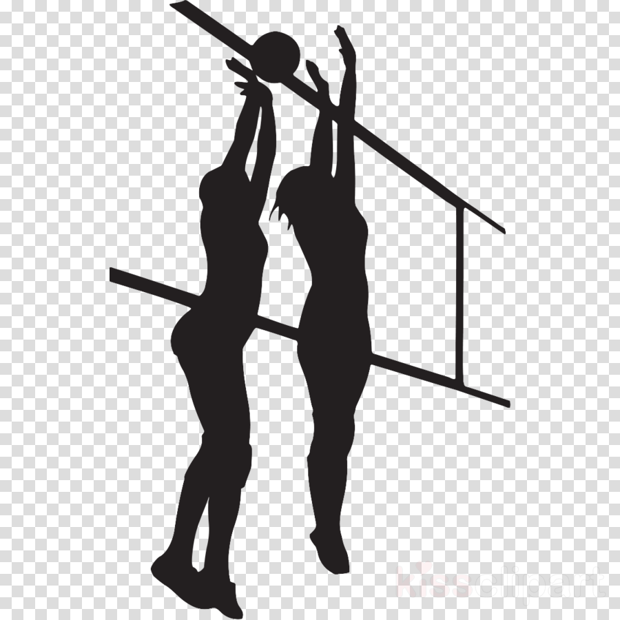 pole vault silhouette athletics jumping clipart.