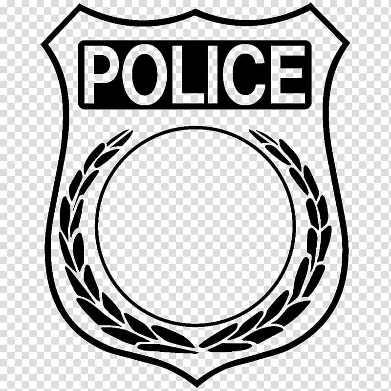 Police officer Badge Detective Sheriff, Police transparent.