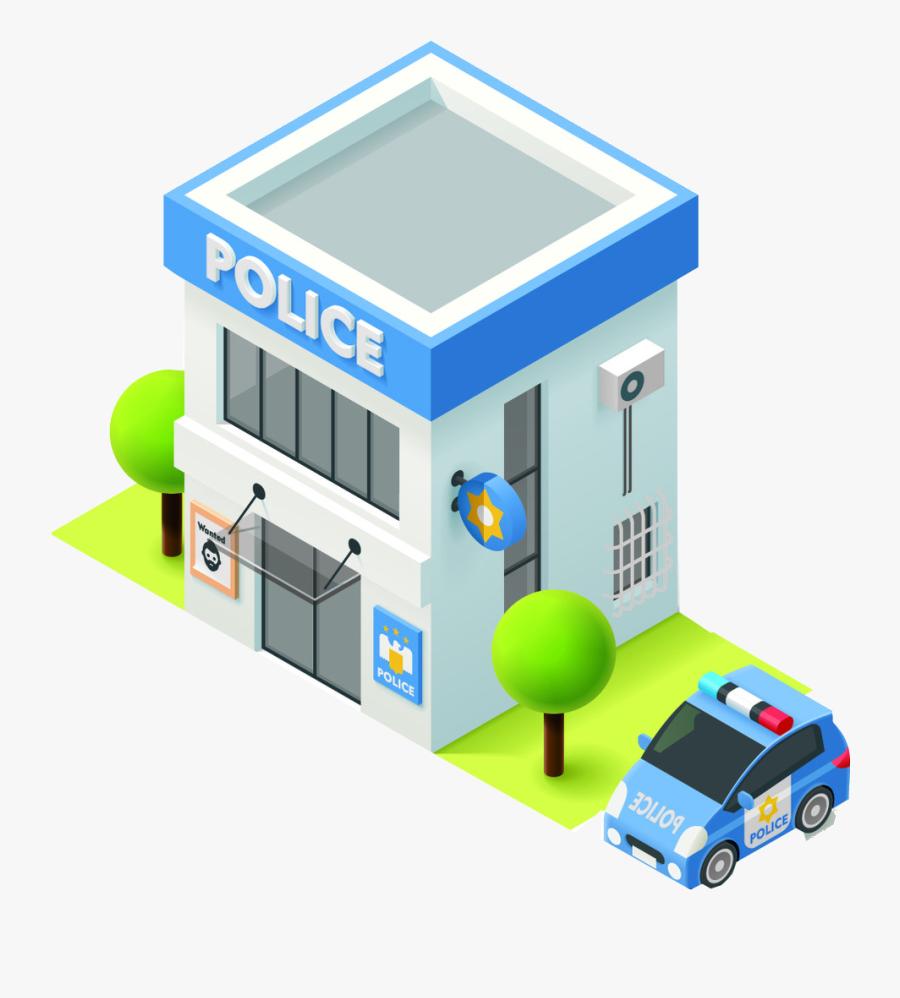 Clip Art Police Station Clip Art.
