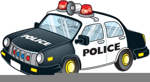 Car Clipart Police.