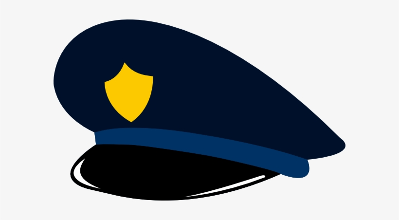 Police Hat Clip Art At Clker Com Vector Clip Art Online.