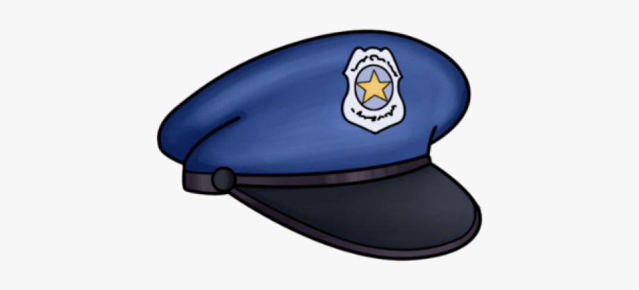 Cap Clipart Police Officer.
