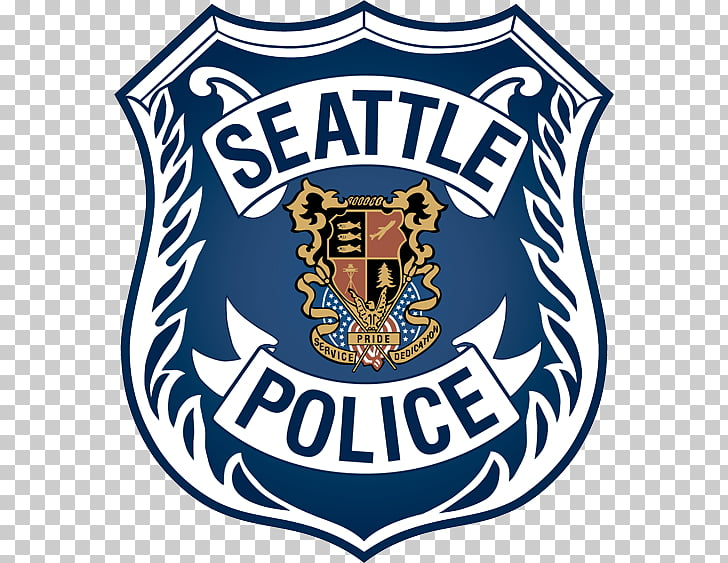 Logo Seattle Police Department Badge Police officer, Police.