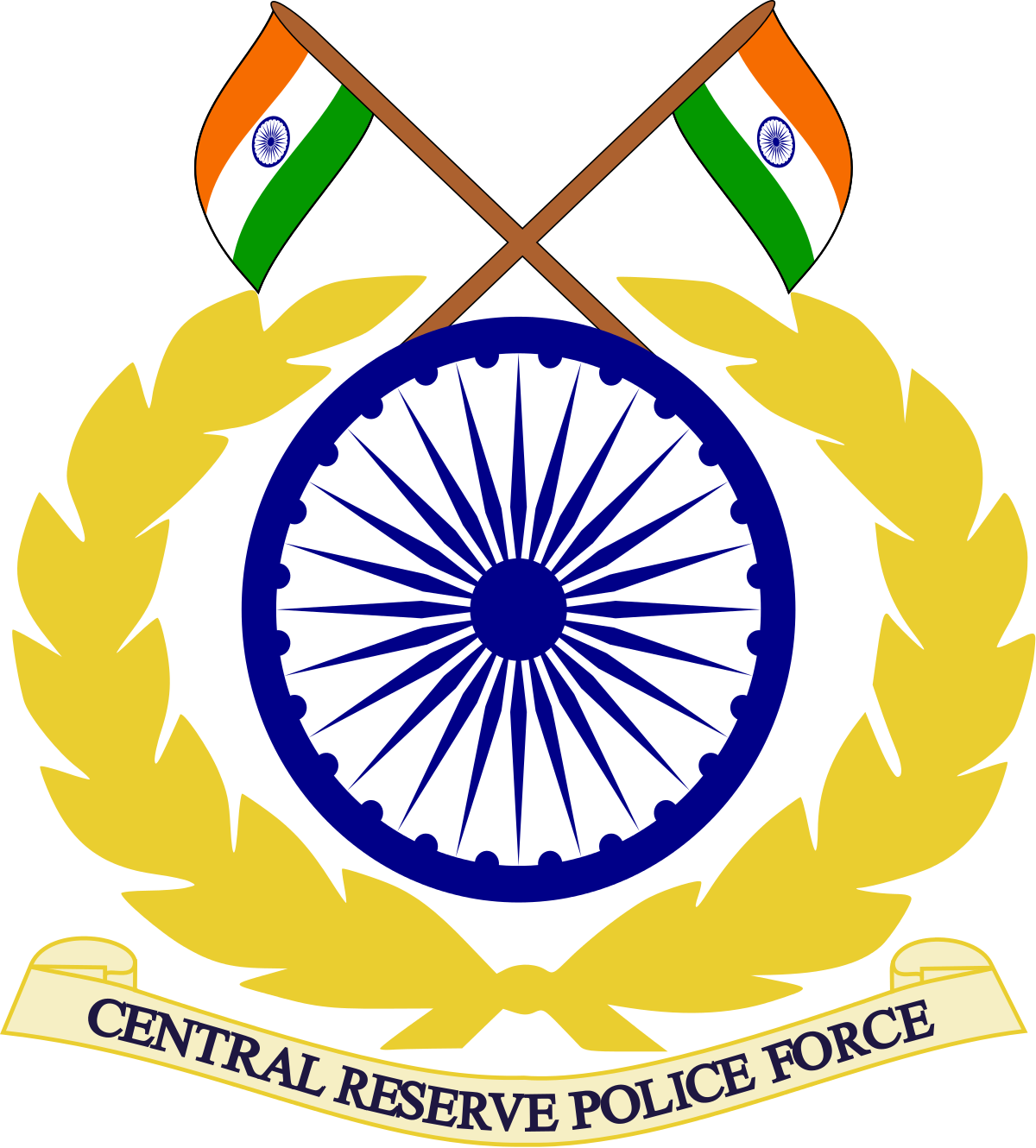 Central Reserve Police Force (India).