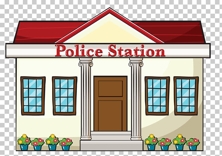 Police station Police officer , Police,Station PNG clipart.