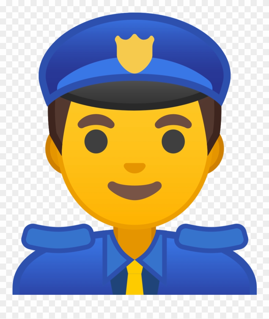 Clipart Kid Police Officer.