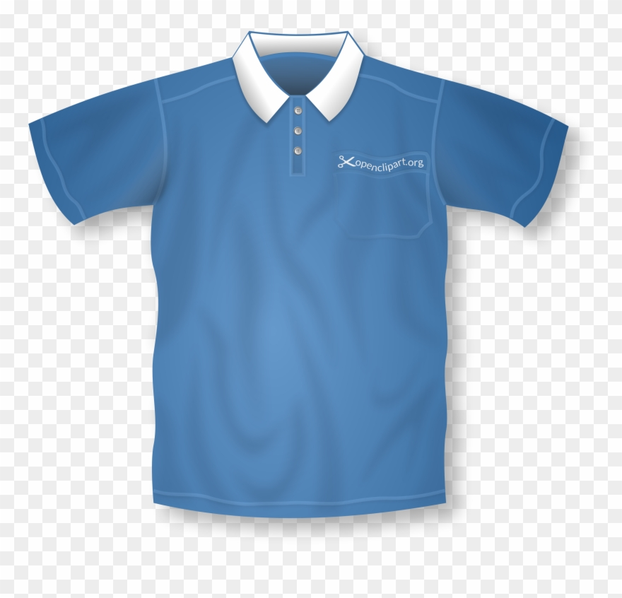 Free To Use Public Domain Shirt Clip Art.