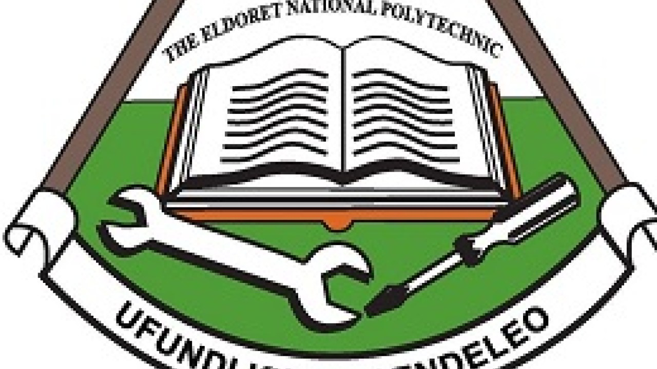 Eldoret National Polytechnic, TENP Online Application Forms.