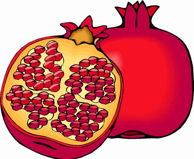 Free Pomegranate Clipart, Download Free Clip Art, Free Clip.