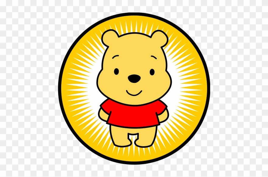 Sticker Winnie L Ourson Stunning Cute Winnie The Pooh.