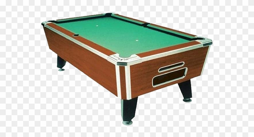 Pool Table Transparent.