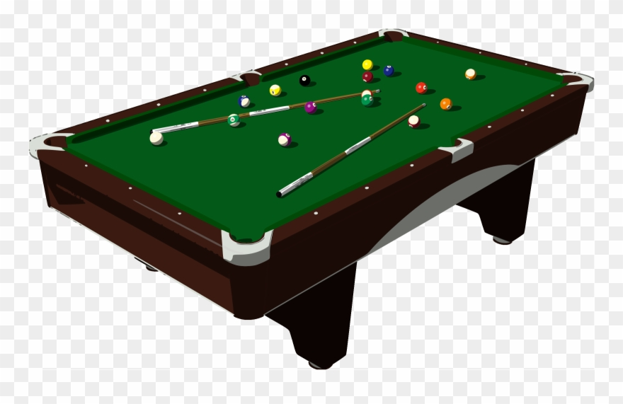 Pool Table Clipart Free Download Best Pool Table Clipart.