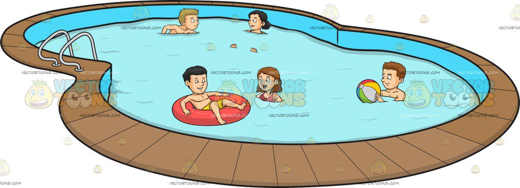 Clipart pools 3 » Clipart Station.
