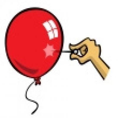 Balloon pop clipart 1 » Clipart Portal.