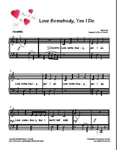 Clipart Pop Song Level 2.